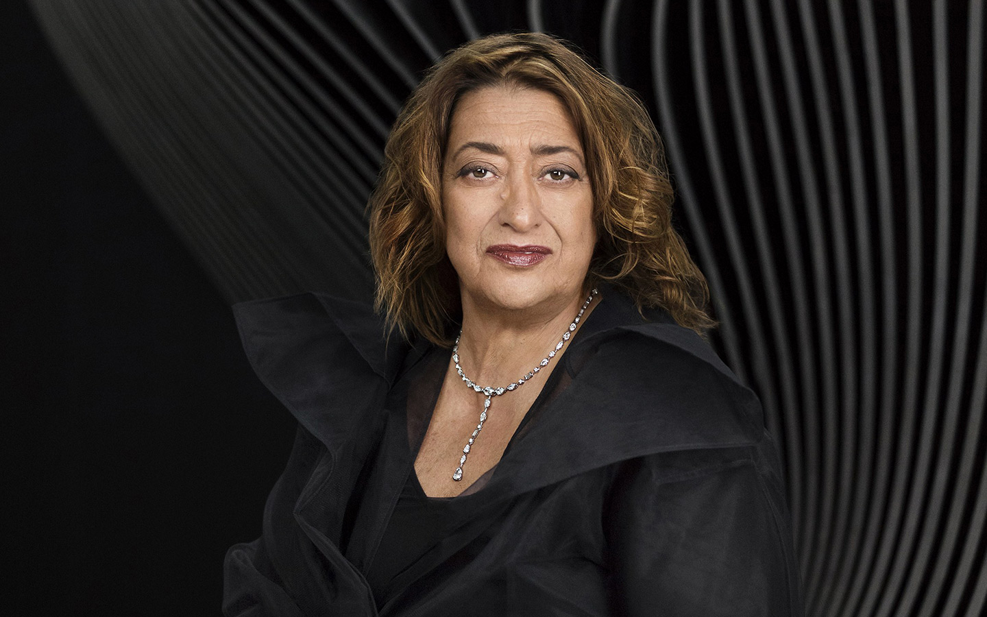 Award-winning architect Zaha Hadid