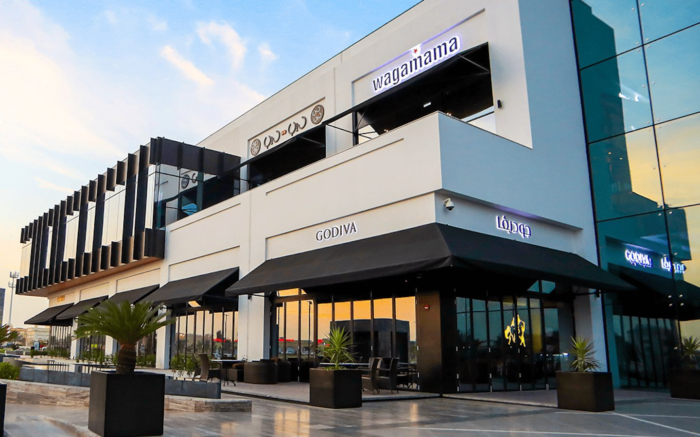 Zero 6 mall