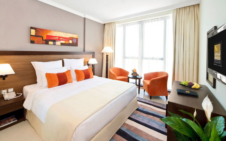 أبيدوس للشقق الفندقية