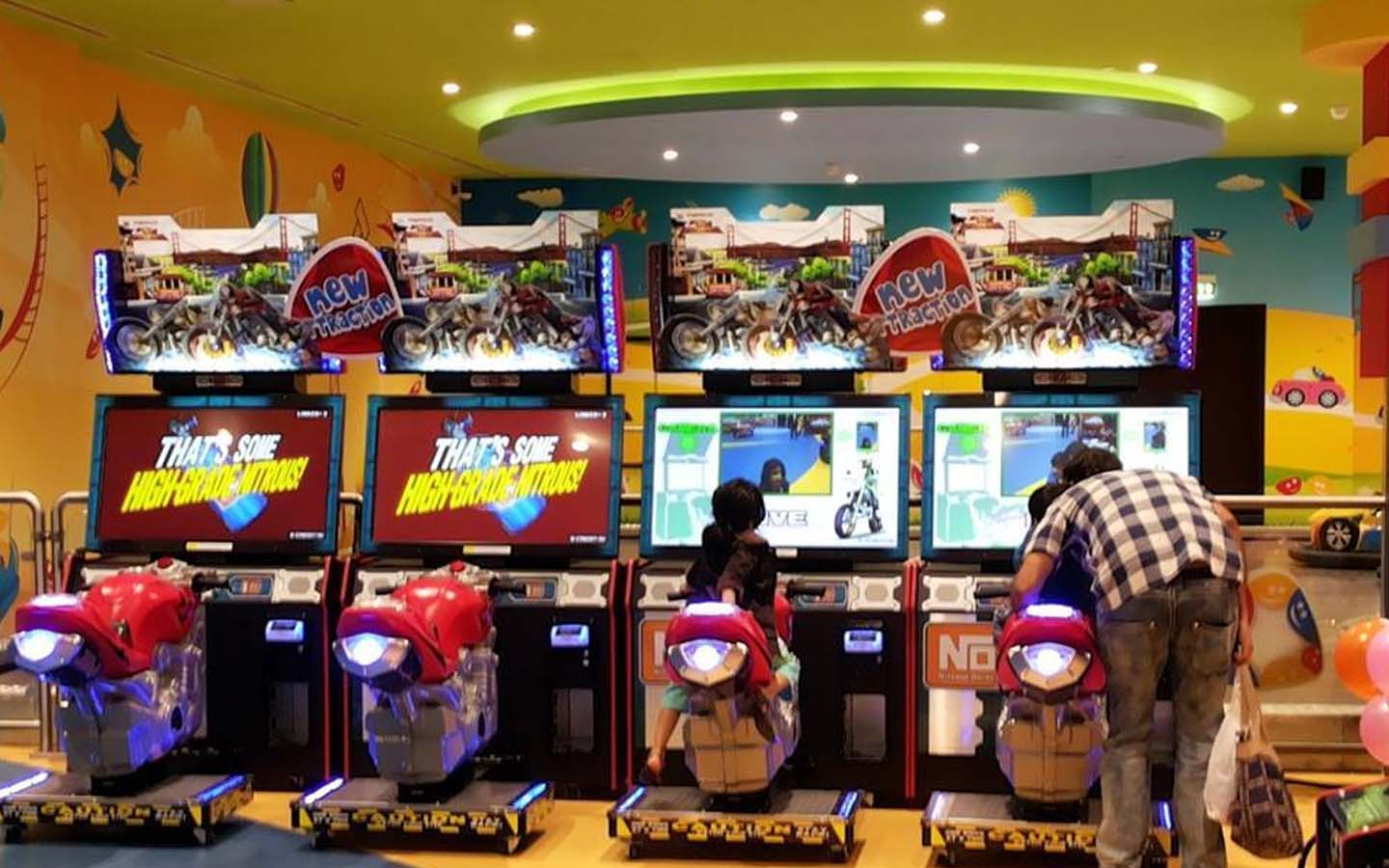 Fun City Abu Dhabi Mall
