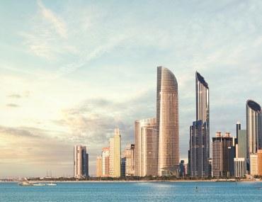 أبراج سكنية في أبوظبي