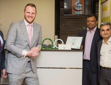 دبي: إندوس العقارية تفوز بجائزة بيوت للوكالة المثالية في سبتمبر 2018