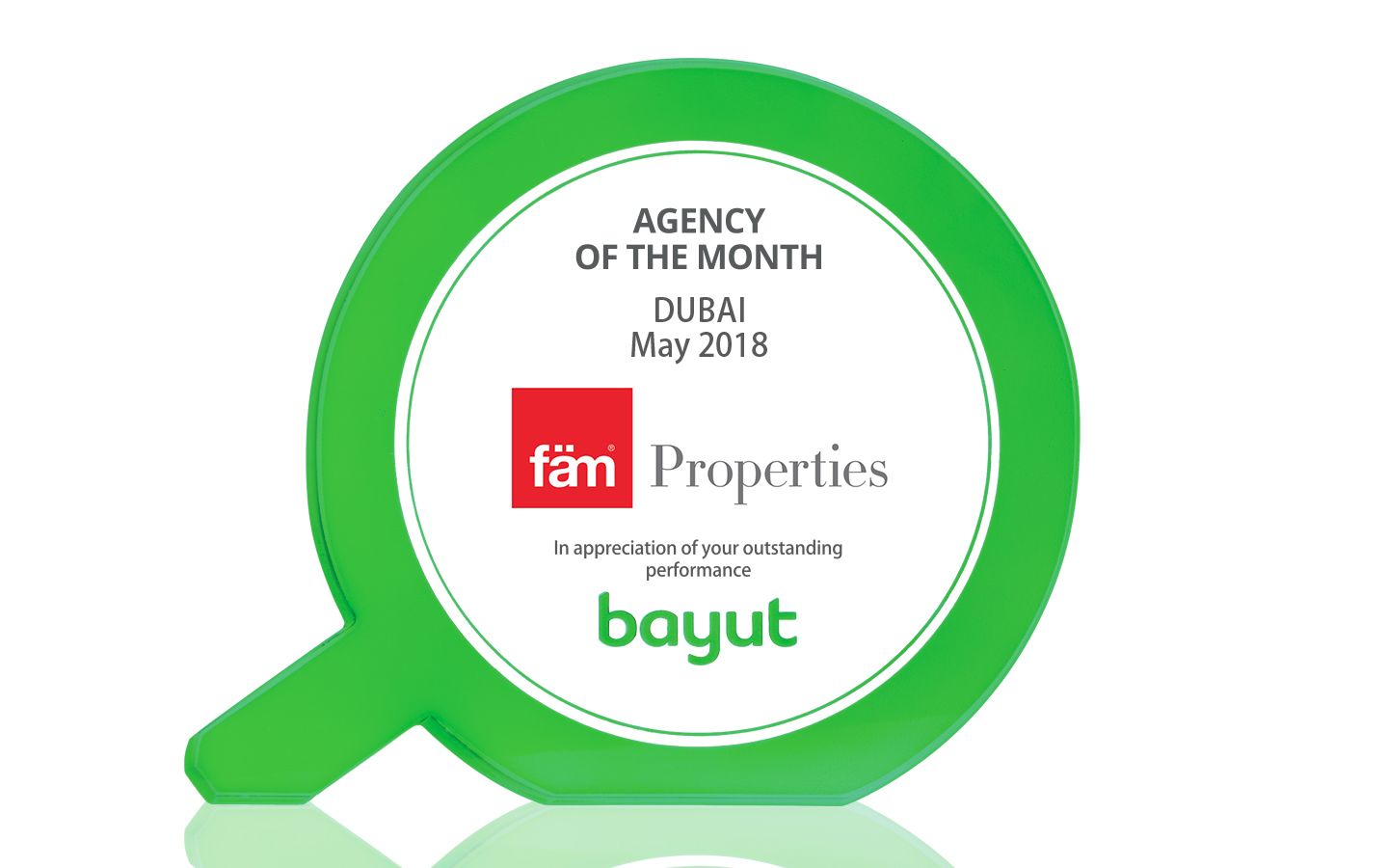 Bayut agency of the month: fam properties