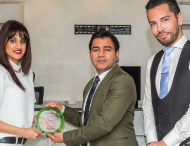 Ajman agent and agency of the month award Bayut