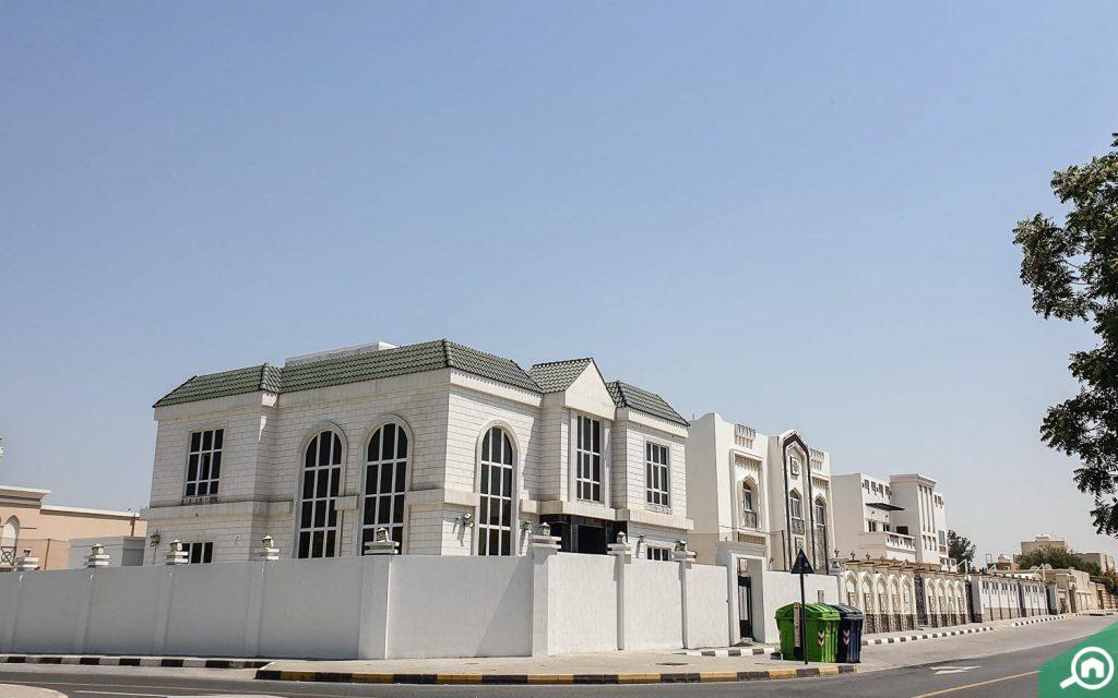 Villa in Al Jazzat in Sharjah