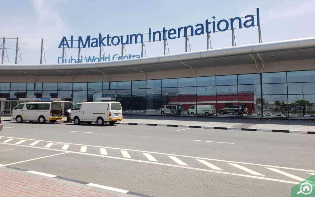 al maktoum international airport in dubai south