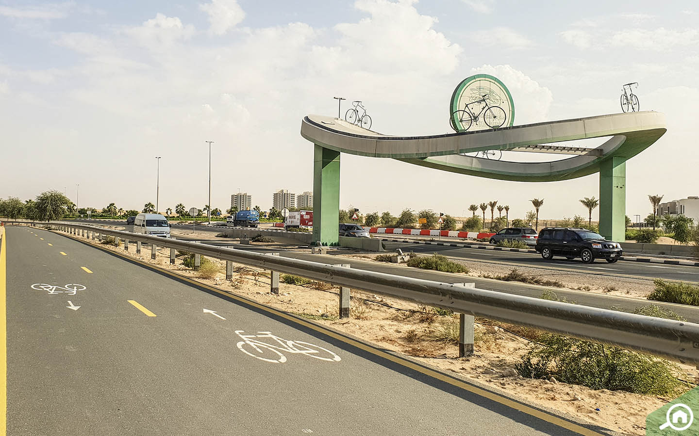 Al Qudra Cycling Tacks
