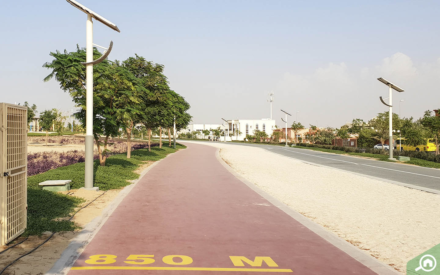 Al Warqa'a Jogging and Cycling Track