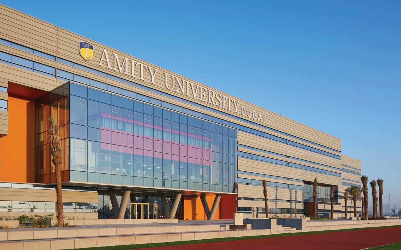 جامعة أميتي دبي (حقوق الصورة محفوظة لموقع الجامعة)