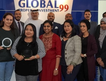 Global 99 Property Investment - Top Abu Dhabi real estate agency team