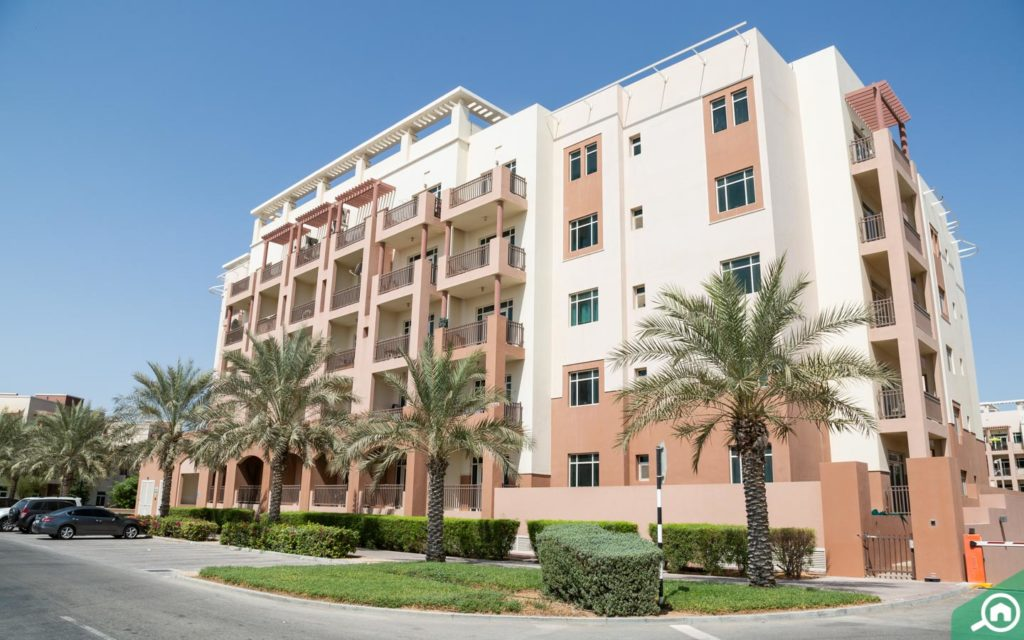 apartments in Al Ghadeer