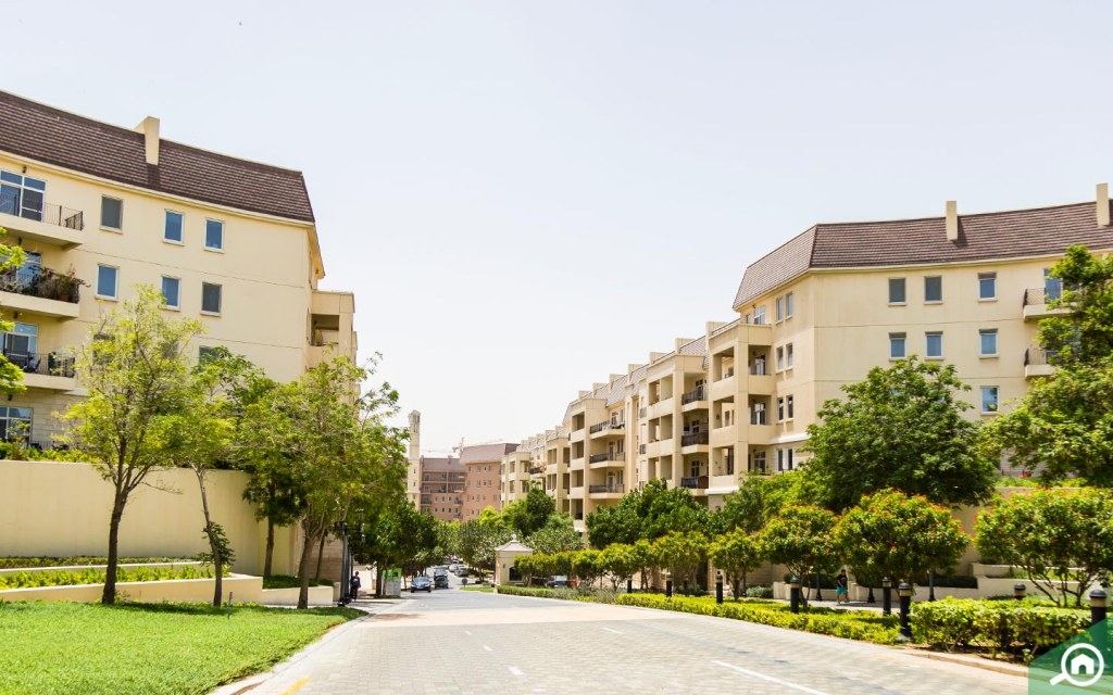 Motor City apartments