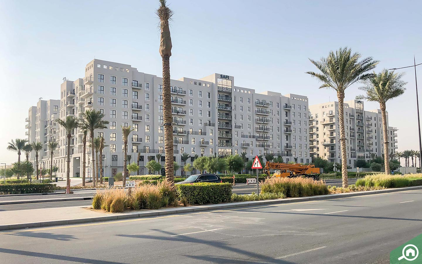 apartments in town square