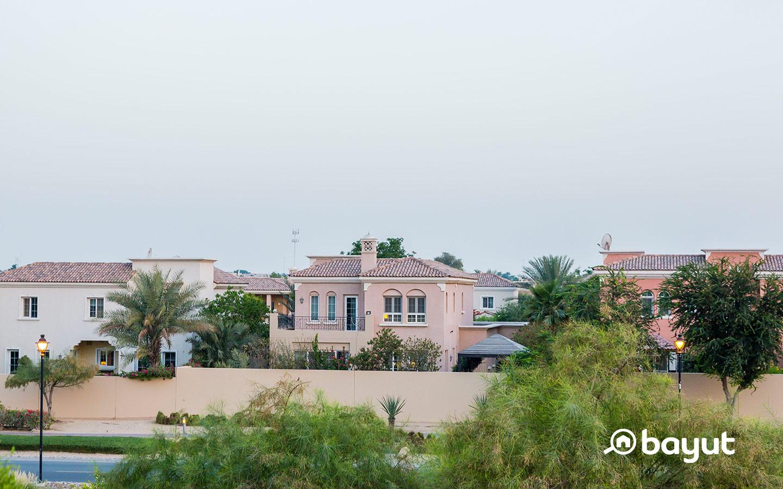 يعتبر مجمع المرابع العربية من أكثر المناطق السكنية المناسبة للعائلات في دبي