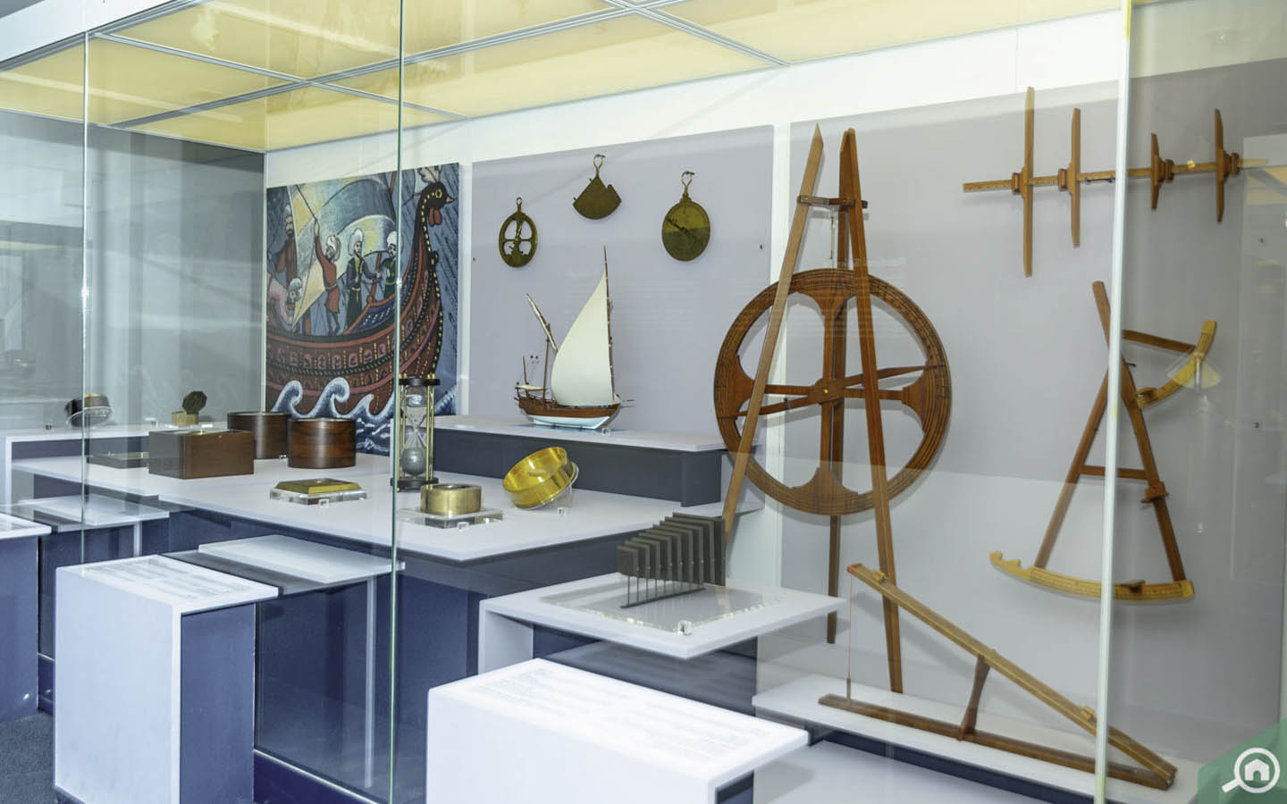 Astrolabes at Sharjah Museum of Islamic Civilisation
