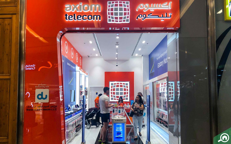 Stores in Dubai Marina Mall: Electronics, Fashion & More - MyBayut