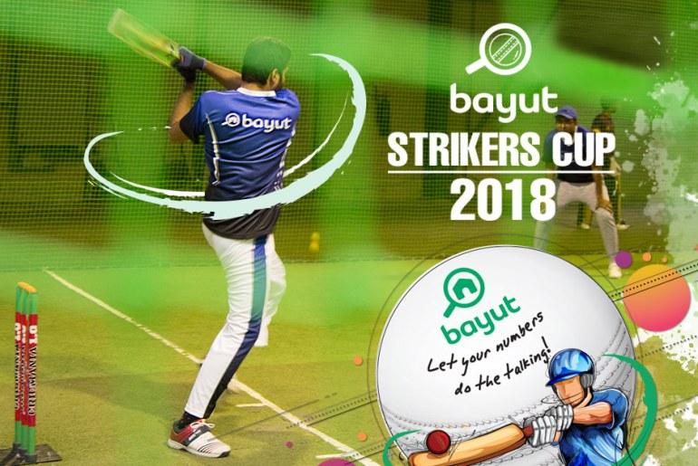 Bayut Strikers Cup 2018
