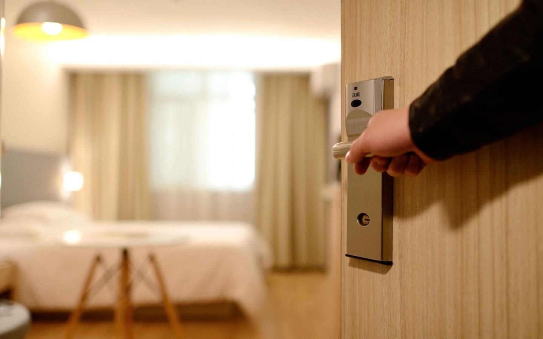 باب فندق