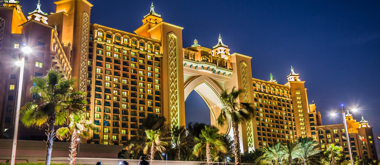 Dubai five star hotels