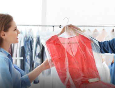 Laundry and dry cleaning services in Dubai Marina