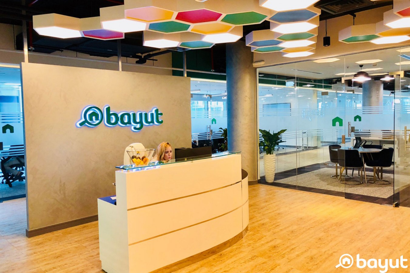 New office of Bayut