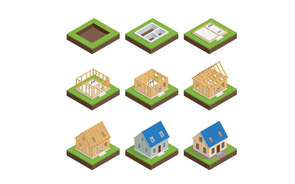 خطوات بناء منزل من الألف إلى الياء وأبرز الأمور الواجب مراعاتها قبل استلام المنزل ماي بيوت