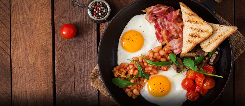مطاعم فطور في الخليج التجاري دبي