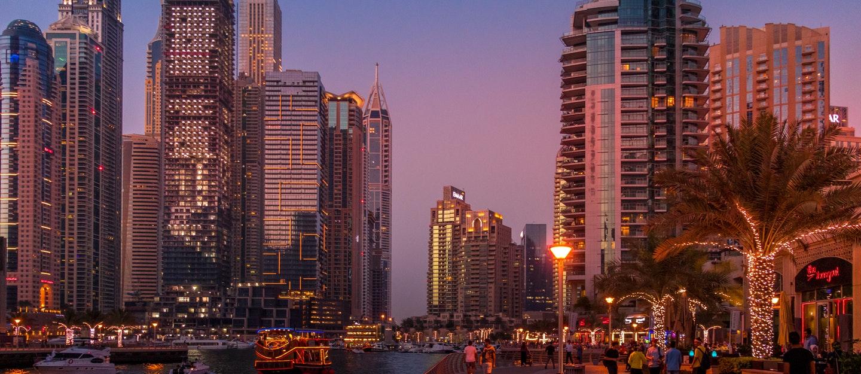 life as a European expat in Dubai.