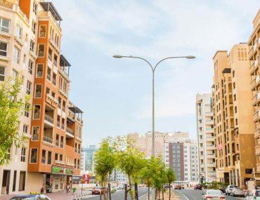 Dubai Silicon Oasis buildings