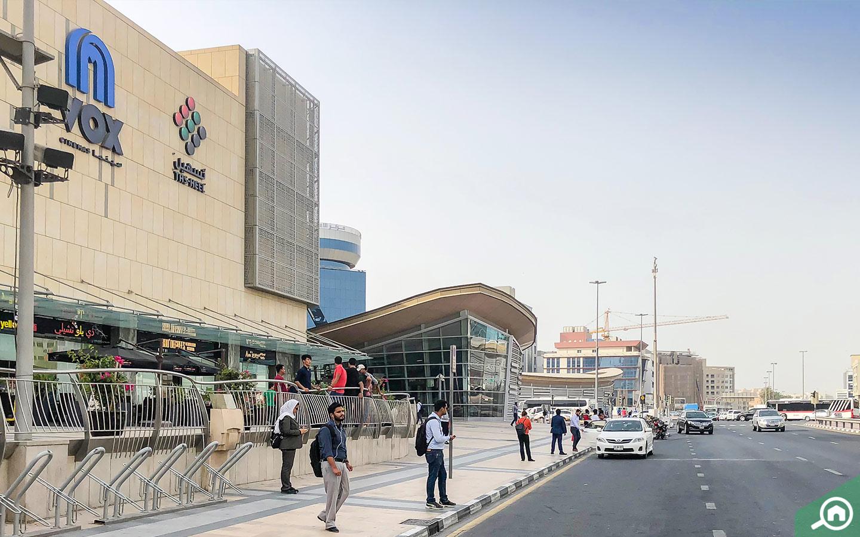 بر دبي كان ومازال يعرف بأنه المكان الأساسي للتجارة في إمارة دبي