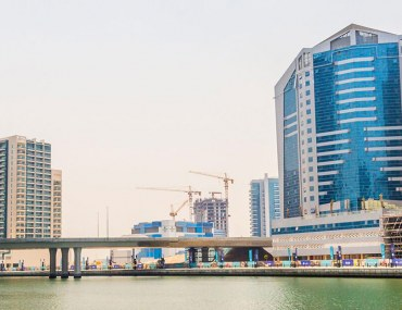 companies in business bay