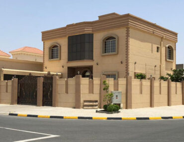 4-bed villa in ajman