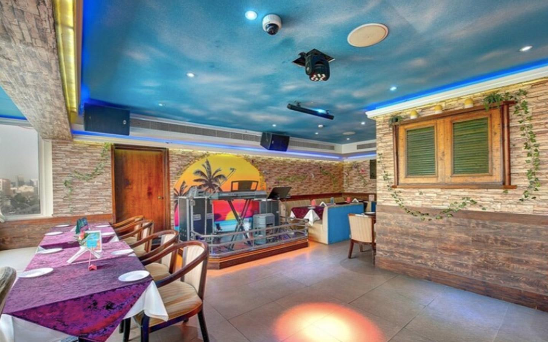 Interiors of Casa de Goa Dubai
