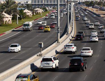 how to check abu dhabi traffic fines