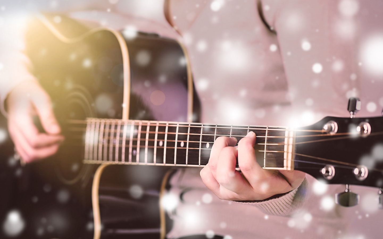 festive music for christmas