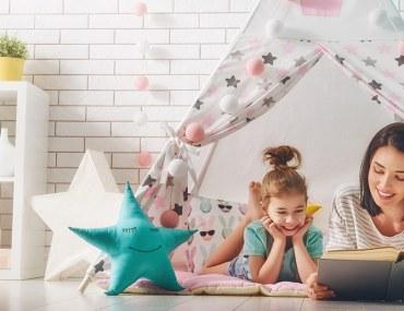 نصائح تصميم غرفة مثالية للأطفال في المنزل