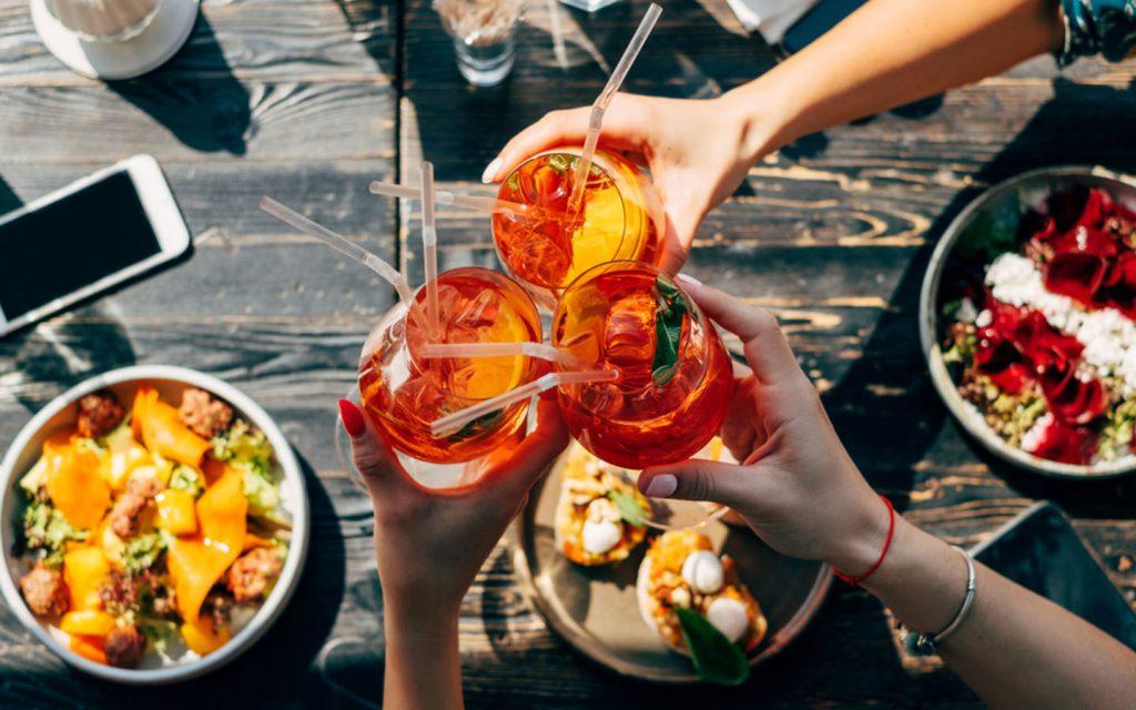 cocktails for brunch