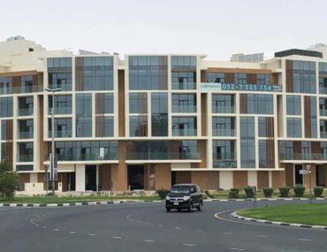 commercial building in Dubai