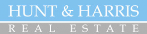 Hunt & Harris Real Estate Logo
