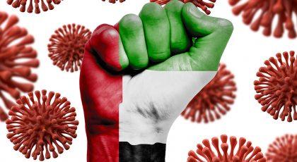 صورة تعبيرية لدور الإمارات في محاربة كورونا