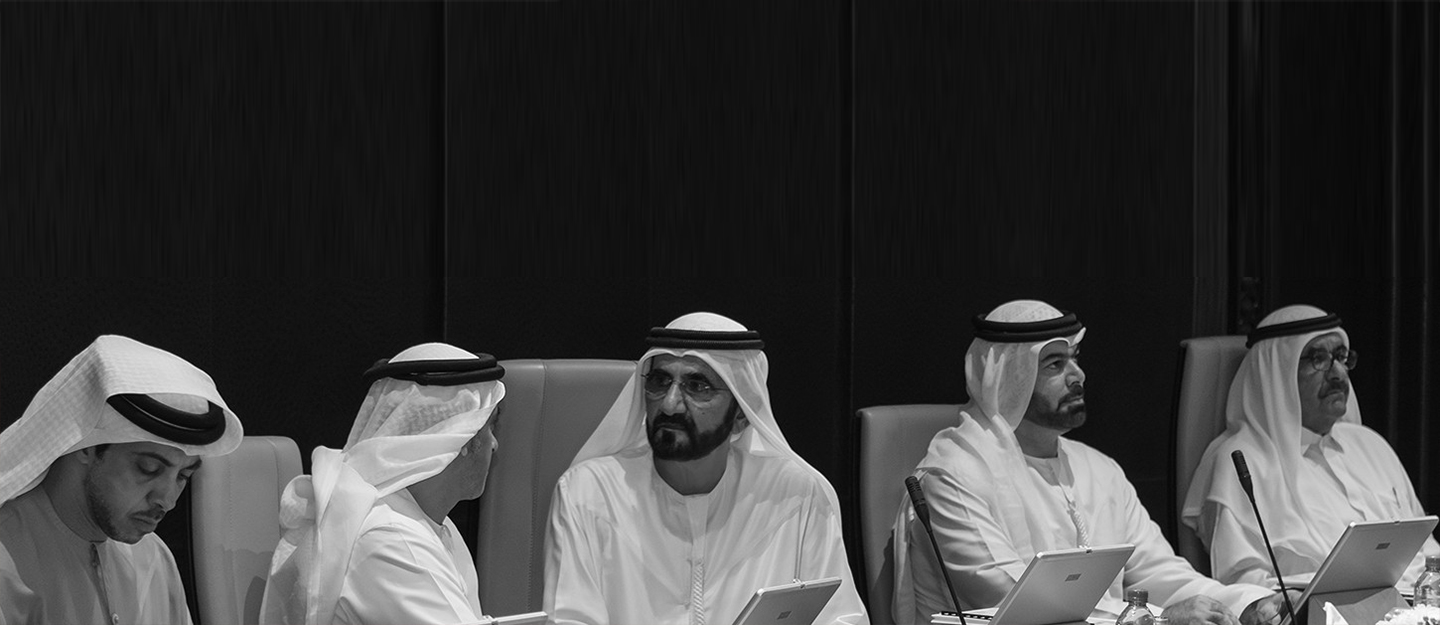 A look at the head of each of the ruling families of the uae