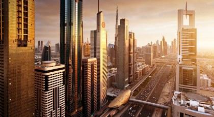 أبراج في إمارة دبي