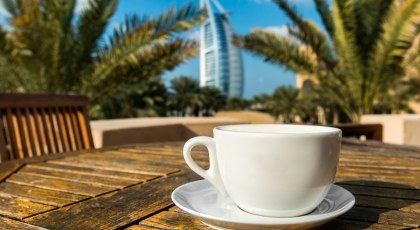 افضل المطاعم والكافيهات في دبي