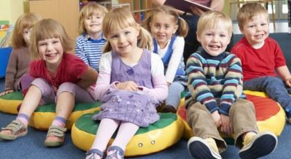 nursery children in Dubai Marina