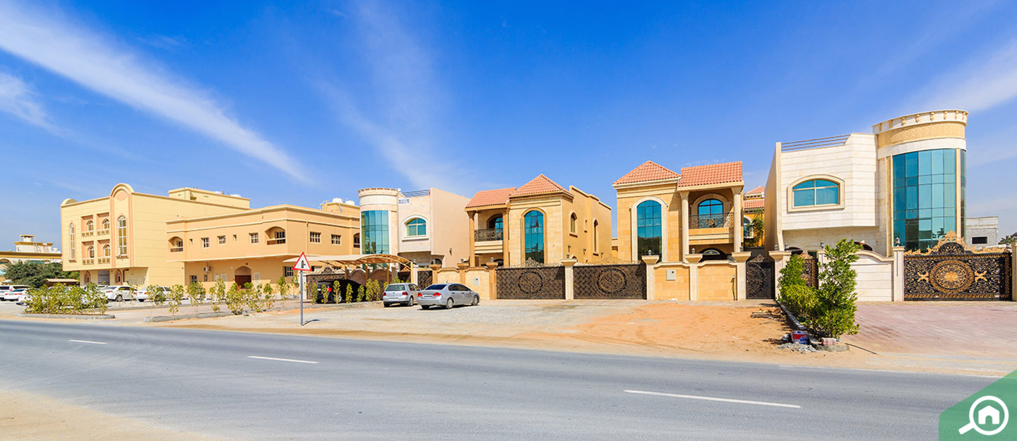 The Most Popular Communities For Buying a Villa in Ajman