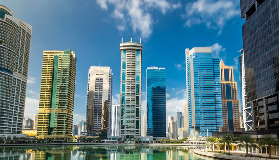 Is life in Jumeirah Lake Towers an urban paradise?