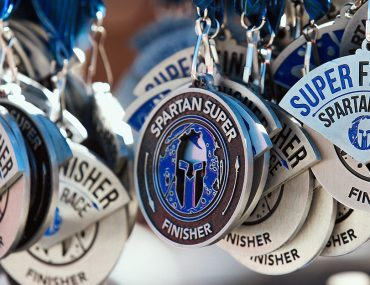medals of Spartan Race 2020