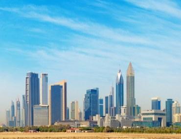1-bedroom apartments in Dubai