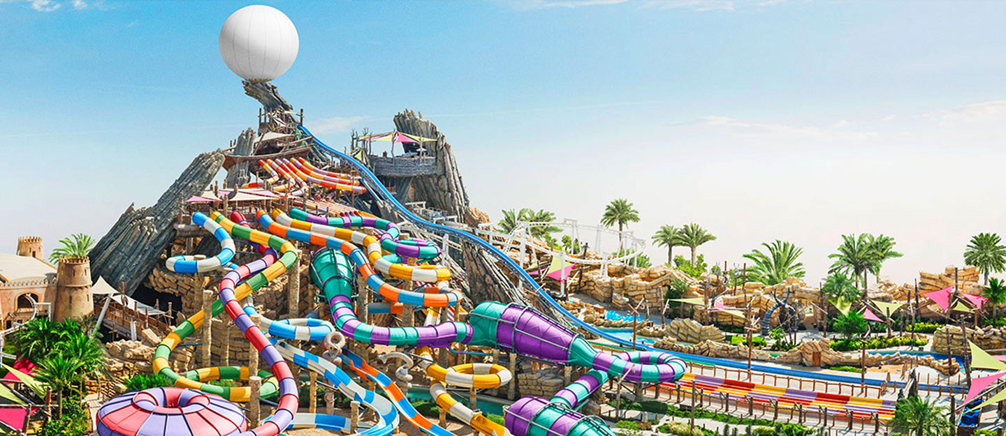 yas waterworld deals with hotel stay