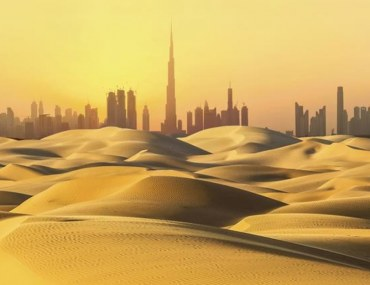 tourists in dubai will be mesmerized by its infrastructure